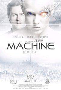 Watch The Machine (2013)